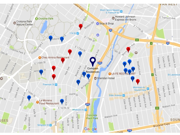 Bronx NY Area Childcare